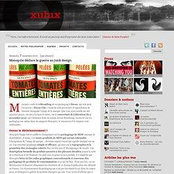 Monoprix déclare la guerre au junk design