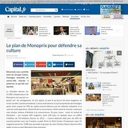 Le plan de Monoprix pour défendre sa culture - 1