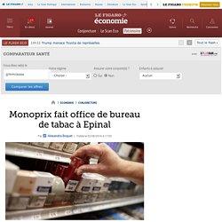 Monoprix fait office de bureau de tabac à Epinal