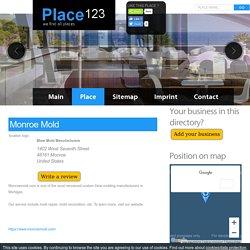 Monroe Mold, Monroe 48161, Blow Mold Manufacturers