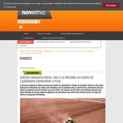 Corteva, Monsanto-Bayer : Face à la pression, les géants de l'agrochimie commencent à plier