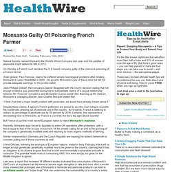 Nations Of The World Collectively Kick Out Monsanto