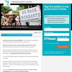 Monsanto's next target: India