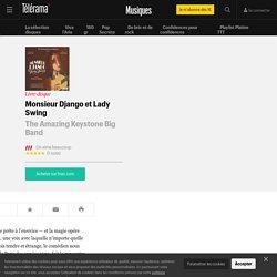 Monsieur Django et Lady Swing, The Amazing Keystone Big Band - Albums