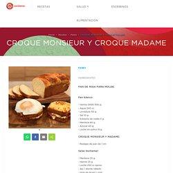 CROQUE MONSIEUR Y CROQUE MADAME - Cocineros Argentinos
