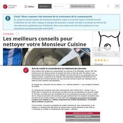 Monsieur Cuisine: Article magazine