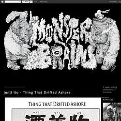 Junji Ito - Thing That Drifted Ashore