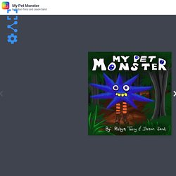My Pet Monster by Robyn Torry and Jason Sand