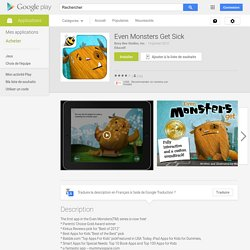 Even Monsters Get Sick – Applications Android sur Google Play