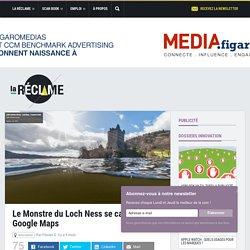 Le Monstre du Loch Ness se cacherait sur Google Maps