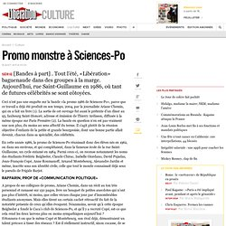 Promo monstre à Sciences-Po
