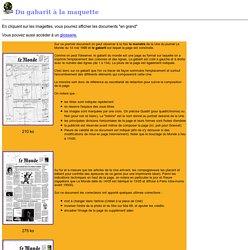 Monstre - Une du journal Le Monde - 14-05-98