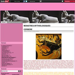 MONSTRES MYTHOLOGIQUES