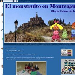 El Monstruito en Monteagudo: Los vertebrados (EI-4).