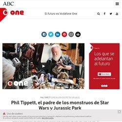 Phil Tippett, el padre de los monstruos de Star Wars y Jurassic Park : One – Vodafone