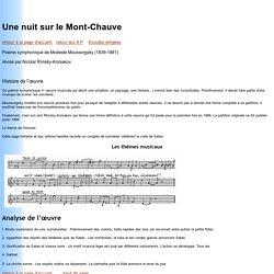 Mont Chauve