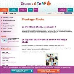 Montage Photo - Studio-Scrap