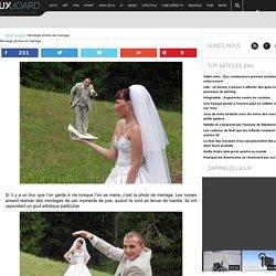 Montage photos de mariage