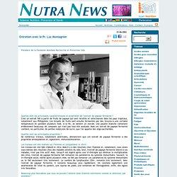 Entretien avec le Pr. Luc Montagnier - Immunitaire