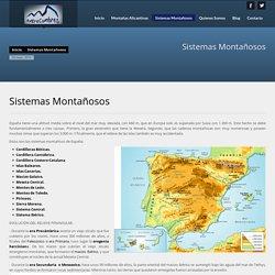 Sistemas Montañosos - Entrecumbres