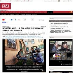 Montbéliard : la bibliothèque humaine refait des siennes - L'Est Républicain