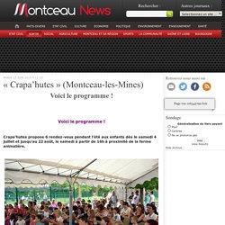 « Crapa'hutes » (Montceau-les-Mines)