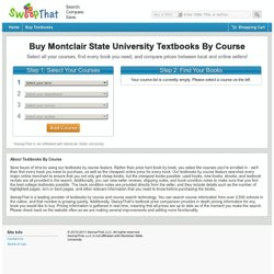 MONTCLAIR Bookstore | Montclair State University Bookstore | SwoopThat.com