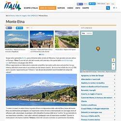 Monte Etna-Siti UNESCO-Idee di viaggio