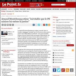 """AFFAIRE BETTENCOURT-WOERTH : Arnaud Montebourg estime """"inévitable que le PS saisisse lui-même la justice"""", actualité Politique : Le Point"""
