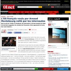 27/05/14 L'OS français voulu par A. Montebourg raillé par les internautes