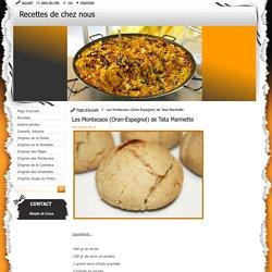 Les Montecaos (Oran-Espagnol) de Tata Marinette