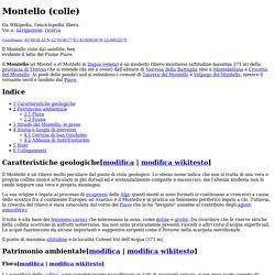 Montello (colle)