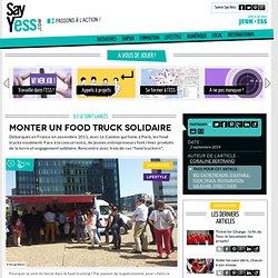 Monter un food truck solidaire