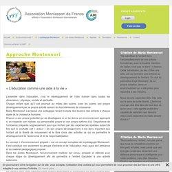 Association Montessori de France