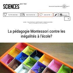 La pédagogie Montessori contre les inégalités à l'école?