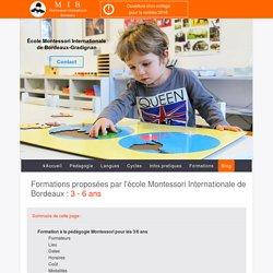 Montessori International - Bordeaux