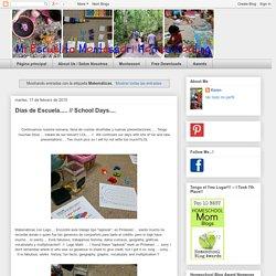 Mi Escuelita Montessori: Matemáticas
