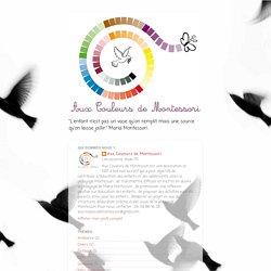 Aux Couleurs de Montessori: téléchargements