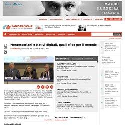 Montessoriani e Nativi digitali, quali sfide per il metodo (14.02.2014)
