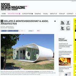 Gelato à Montevideo/Dovat & Asoc. Arquitectos-Social Design Magazine