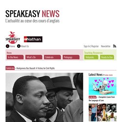Montgomery Bus Boycott: A Victory for Civil Rights – Speakeasy News