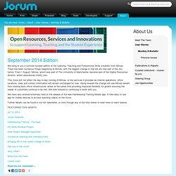 Monthly E-Bulletin