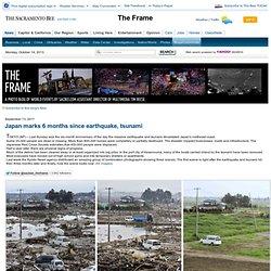 Japan marks 6 months since earthquake, tsunami