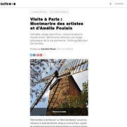 Visite du Montmartre des artistes et d'Amélie Poulain