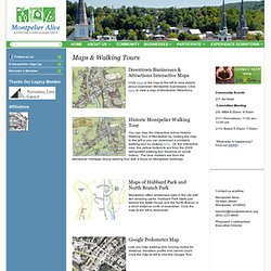Montpelier Downtown Community Association :: Maps & Walking Tours
