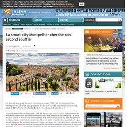 La smart city Montpellier cherche son second souffle