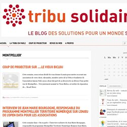 montpellier Archives - Tribu Solidaire