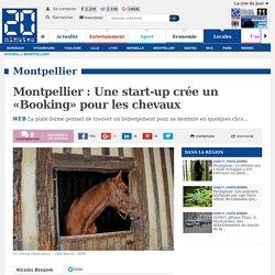Montpellier : Une start-up crée un «Booking» pour les chevaux
