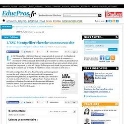 L'ESC Montpellier cherche un nouveau site