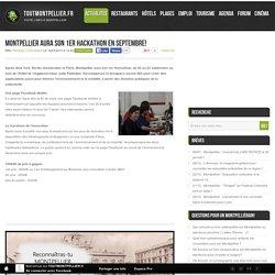 Montpellier aura son 1er Hackathon en septembre!